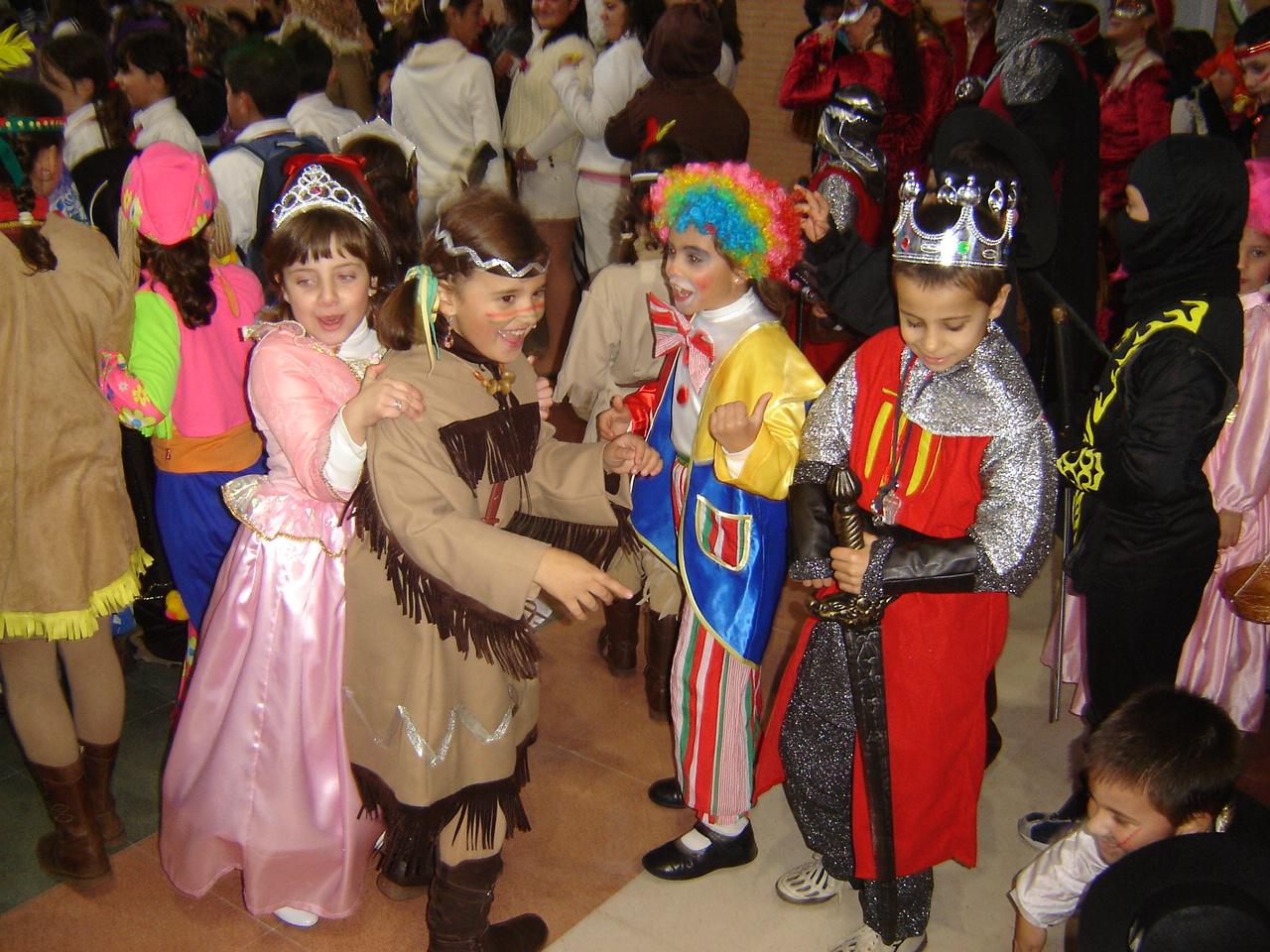 Los actos festivos con motivo del carnaval se celebrarán los días 17 y 18 de febrero
