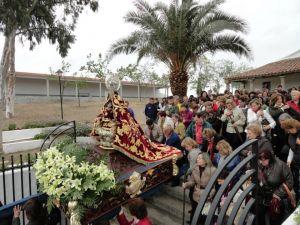 Salida de la Virgen de su Ermita