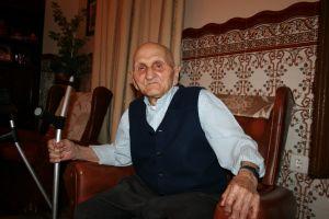Fallece a los 102 años el 'abuelo de Campanario', Francisco García