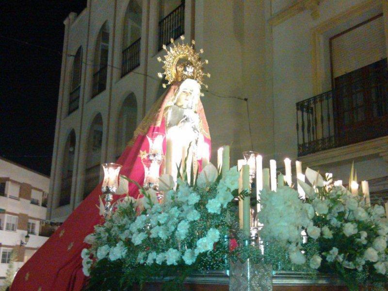 PROCESIÓN DE JESÚS CAUTIVO Y MARÍA SANTÍSIMA DE LA AMARGURA (MIÉRCOLES SANTO)