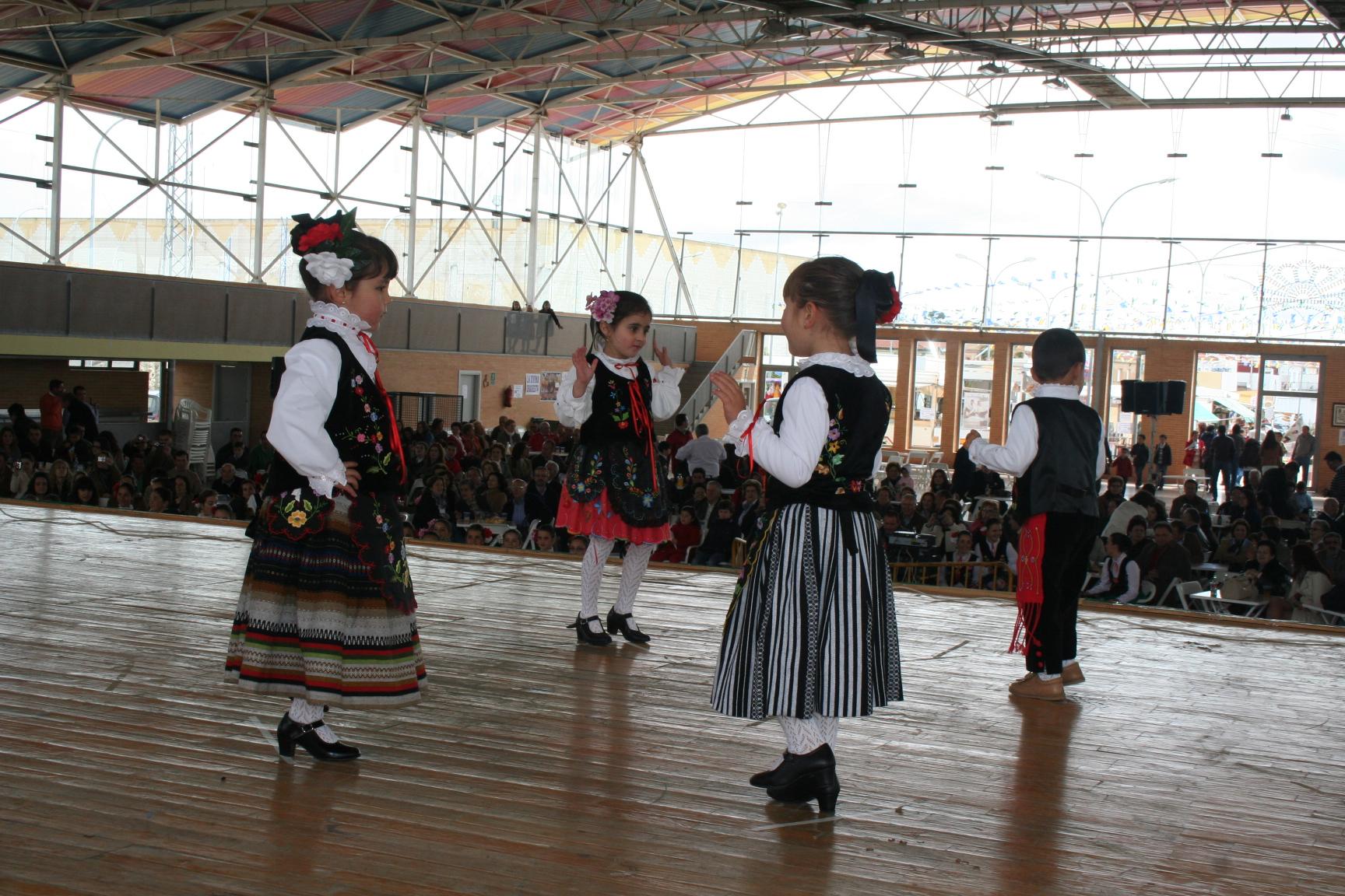 FERIA DE ABRIL (Bailes)
