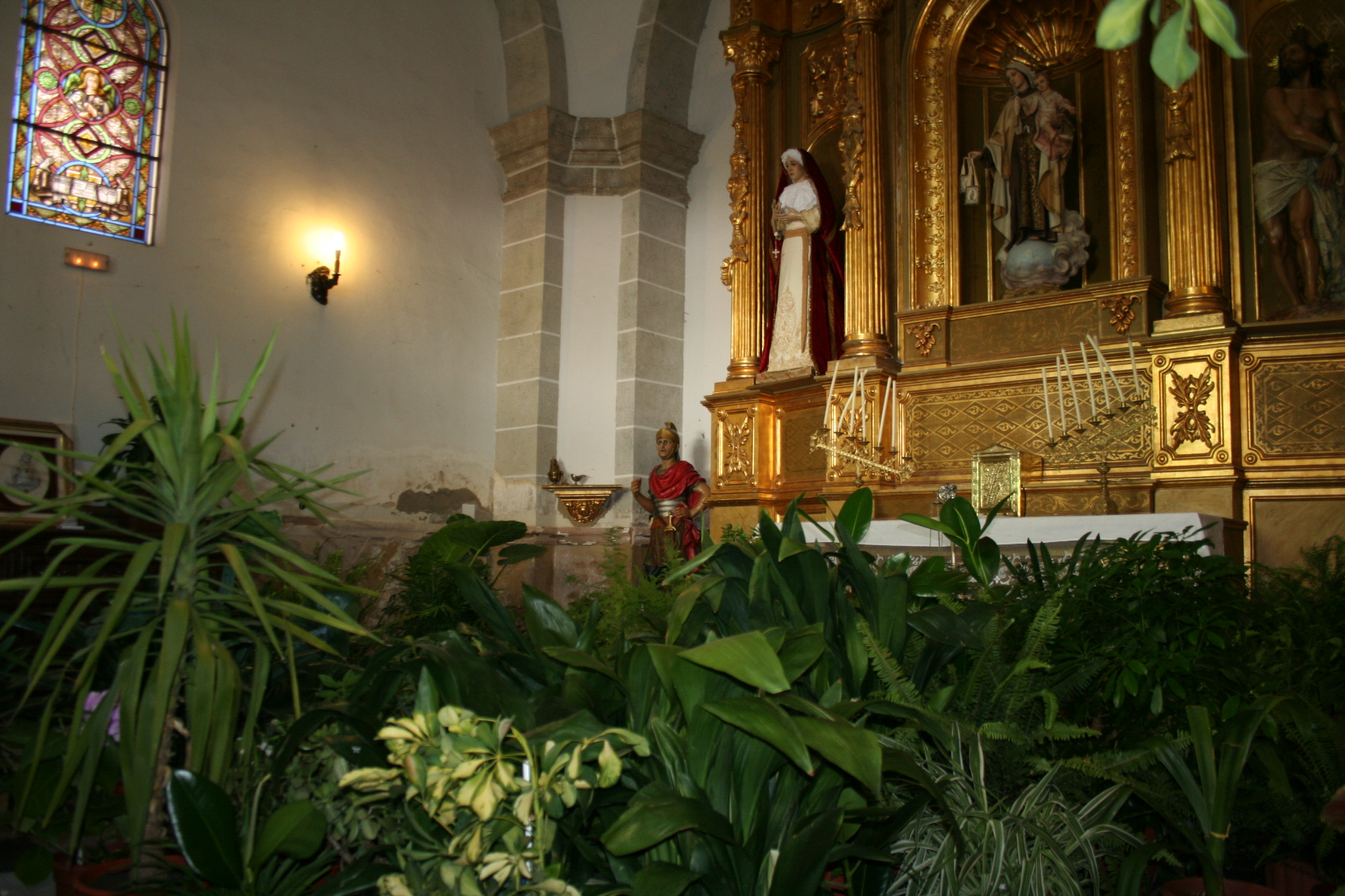 RIFA DE LOS TIESTOS 2012