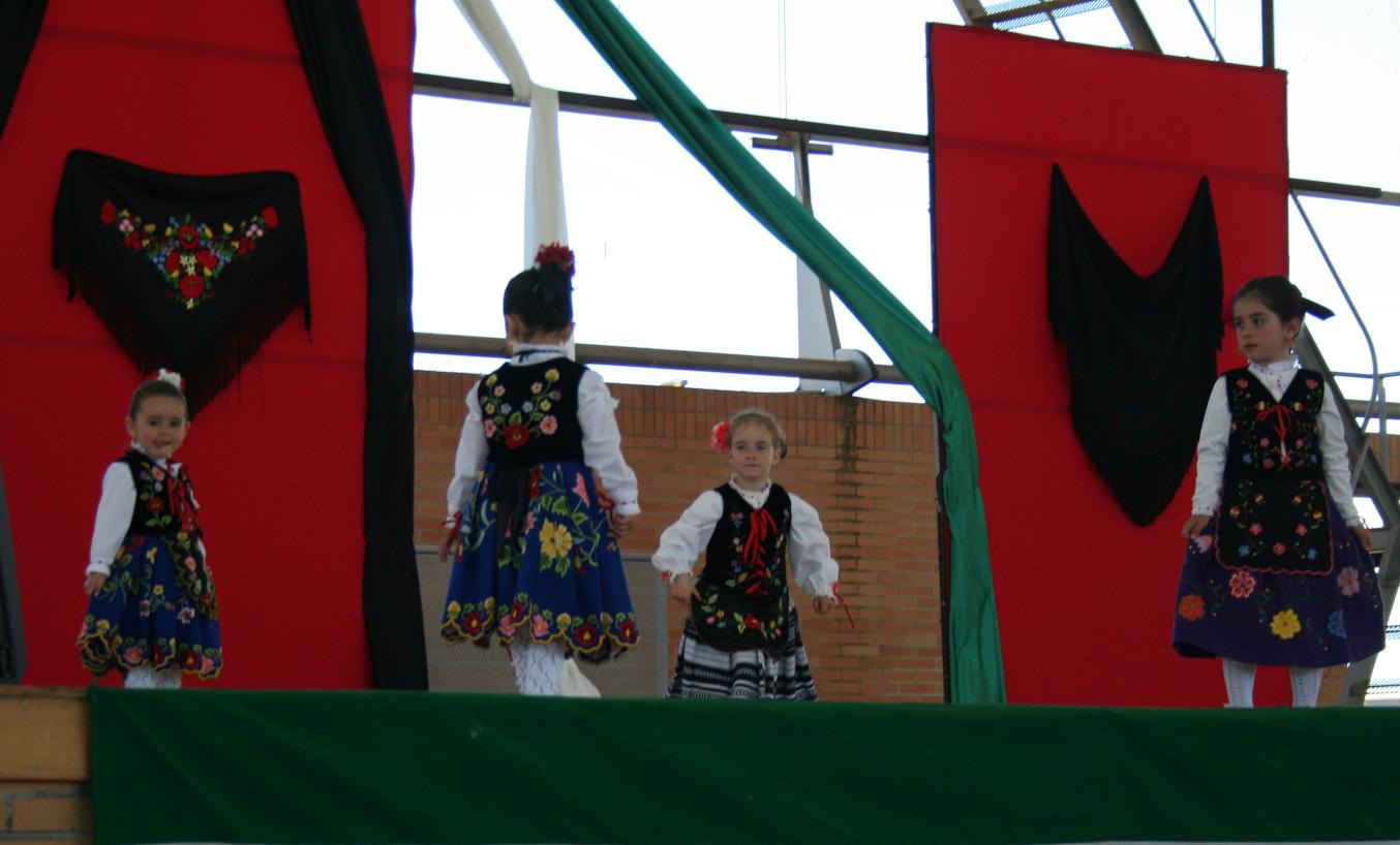 BAILES REGIONALES (Feria de abril 2014)