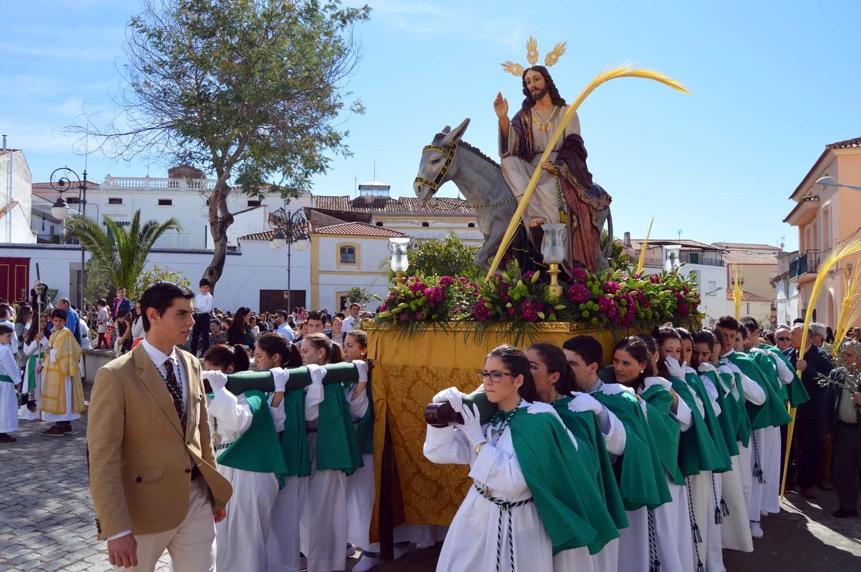 PROCESIÓN 'EL BURRITO' 2015